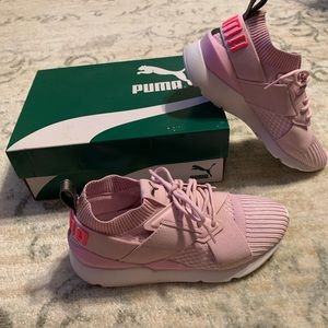 Puma muse evoknit sneaker windsome orchid